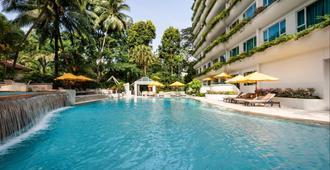 Shangri-La Apartments - Singapore - בריכה
