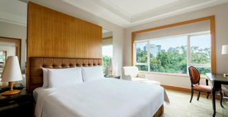 香格里拉公寓酒店 - 新加坡 - 臥室
