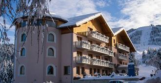 Hotel Norge - Trento - Building