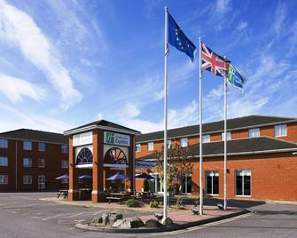 Holiday Inn Express Southampton - West - Саутгемптон - Здание