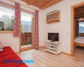 Gasleidhof - Funes/Villnöß - Sala de estar
