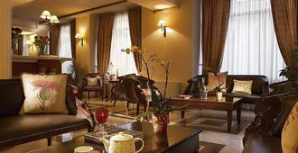 Hotel Luxembourg - Thessaloniki - Living room