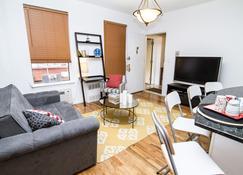 Superior Gramercy Apartments - Nueva York - Sala de estar