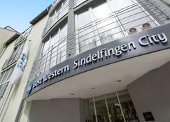 Best Western Hotel Sindelfingen City - Sindelfingen - Building