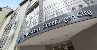 Best Western Hotel Sindelfingen City - Sindelfingen - Edificio