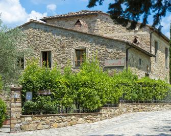Il Casello Country House - Greve in Chianti - Außenansicht