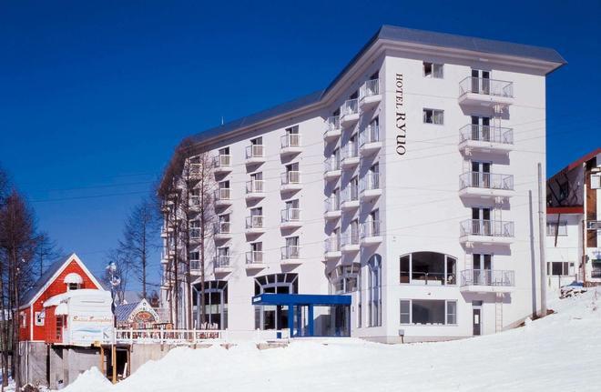 Hotel Ryuo - Yamanouchi - Building