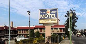 Crown Lodge Motel Oakland - Oakland - Byggnad