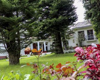 Hotel Colomba - Huaraz - Outdoor view
