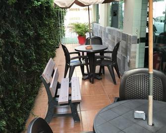 Hotel Coqueiral - Recife - Patio