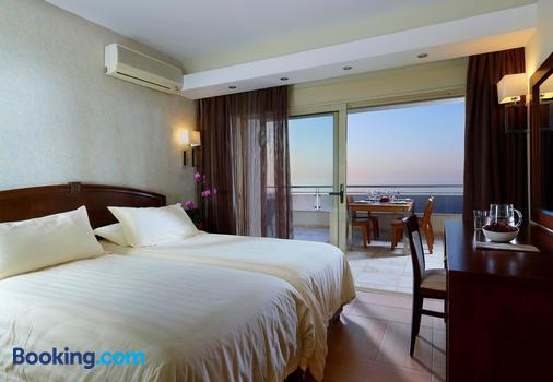 Macaris Suites & Spa - Rethymno - Bedroom
