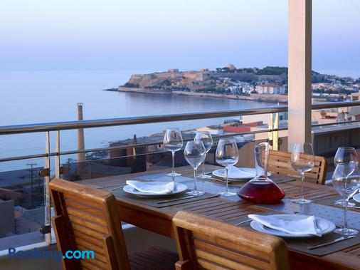 Macaris Suites & Spa - Rethymno - Balcony
