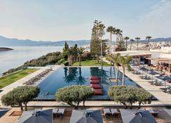 森希瑪爾米諾斯宮酒店 - 阿吉歐斯尼古拉斯 - 安吉斯尼古拉斯(克里特島) - 游泳池