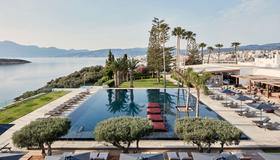 Minos Palace Hotel Agios Nikolaos - Agios Nikolaos - Pool