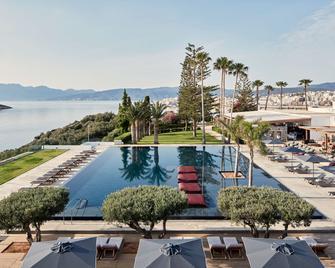 Minos Palace Hotel Agios Nikolaos - Aghios Nicolaos - Piscina