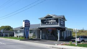 Hotel Citadelle - Québec - Bâtiment