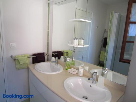 Les Chambres d'Hôtes de Cayrac - Cayrac - Bathroom
