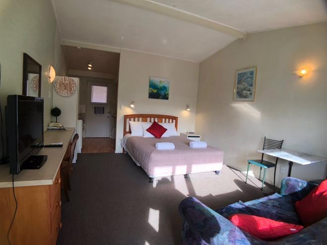 Tui Lodge Motel - Κράισττσερτς - Κρεβατοκάμαρα