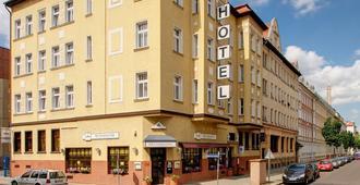 Ihr Hotel Alt Connewitz in Leipzig - Leipzig - Building