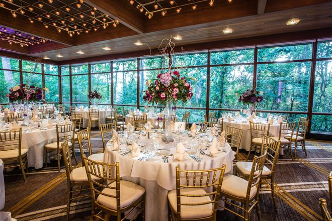 The Hyatt Lodge At Mcdonald's Campus - Oak Brook - Banquet hall