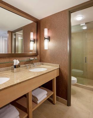 The Hyatt Lodge At Mcdonald's Campus - Oak Brook - Salle de bain