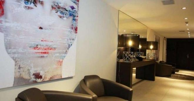 Alvisse Parc Hotel - Luxembourg - Lounge