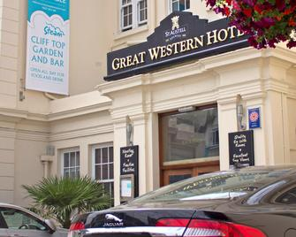 Great Western Hotel - Newquay - Edificio