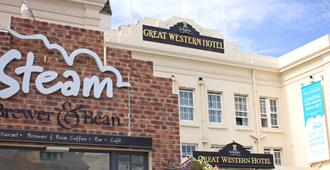 Great Western Hotel - Newquay - Building