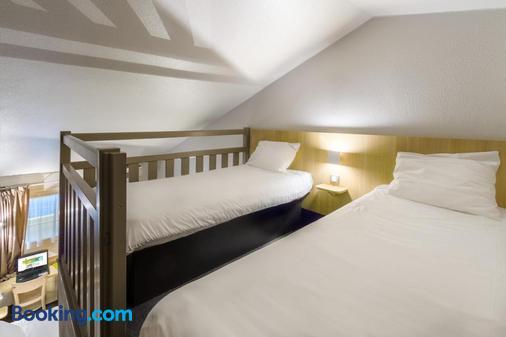 B&b Hôtel Nantes Parc Expos La Beaujoire - Nantes - Bedroom