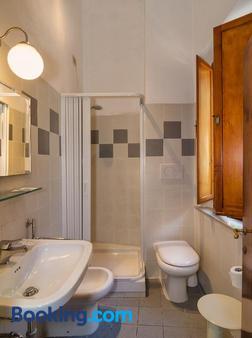 Helvetia Pisa Tower - Pisa - Phòng tắm