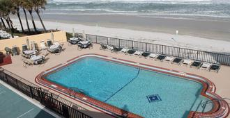 Grand Prix Motel on the Beach - Daytona Beach - Piscina