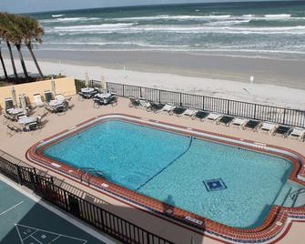 Grand Prix Motel on the Beach - Daytona Beach - Pool