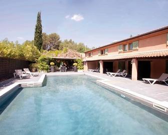 Hôtel au Relais de Trans - Trans-en-Provence - Pool