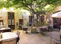 Hostellerie du Vieux Cordes - Cordes-sur-Ciel - Restaurante