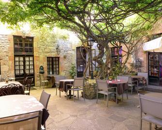 Hostellerie du Vieux Cordes - Cordes-sur-Ciel - Restaurace