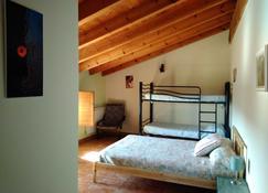 Albergue Rural El Fragal de Ores - Orés - Bedroom