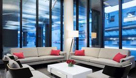 Novotel Ottawa City Centre - Ottawa - Wohnzimmer