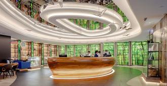 Oasis Avenue - A GDH Hotel - Hong Kong - Front desk