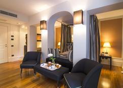 Eight Hotel Portofino - Portofino - Vardagsrum
