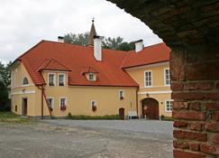 Zamek Jindrichovice - Kolinec - Building
