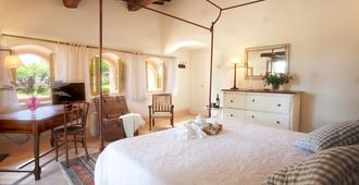 Borgo della Marmotta - Farm Home - Spoleto - Habitación