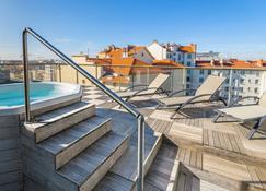 Lagrange Apart'hotel Lyon Lumière - Lione - Piscina