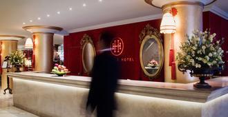 Huentala Hotel - Mendoza - Front desk