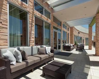 Courtyard by Marriott Ardmore - Ardmore - Innenhof