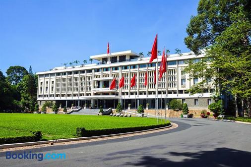 Sơn Thịnh Guesthouse - Ho Chi Minh City - Building