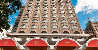 Montreal Marriott Chateau Champlain - Montreal - Building