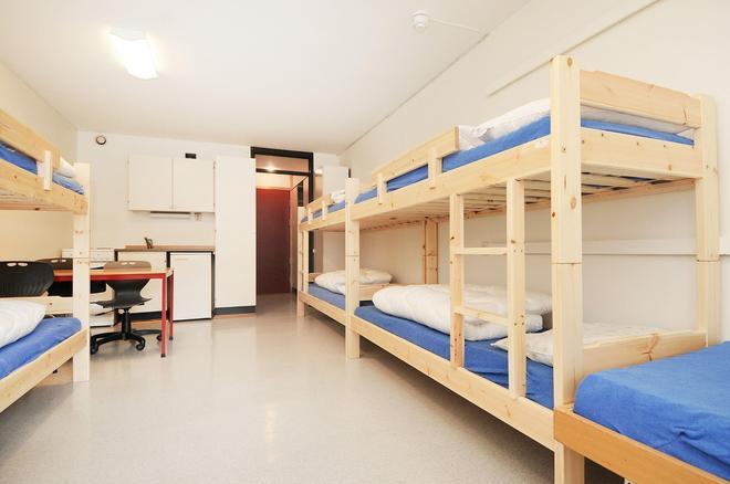 Anker Hostel - Όσλο - Κρεβατοκάμαρα