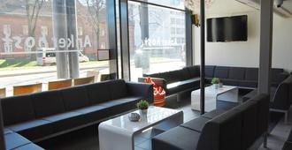 Anker Hostel - Oslo - Area lounge