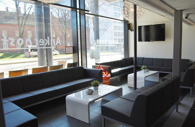 Anker Hostel - Oslo - Lounge