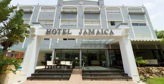 Hotel Jamaica - פונטה דל אסטה - בניין
